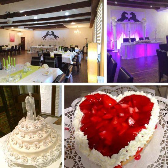 Hochzeit feiern im Restaurant Schwarzes Ross