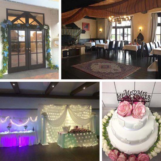 Hochzeit im Restaurant Schwarzes Ross