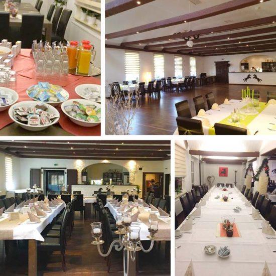 Tagungen im Hotel und Restaurant Schwarzes Ross